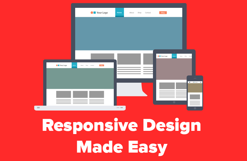 Responsive design made easy
